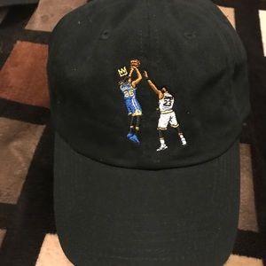 Icon 2017 NBA finals shot hat